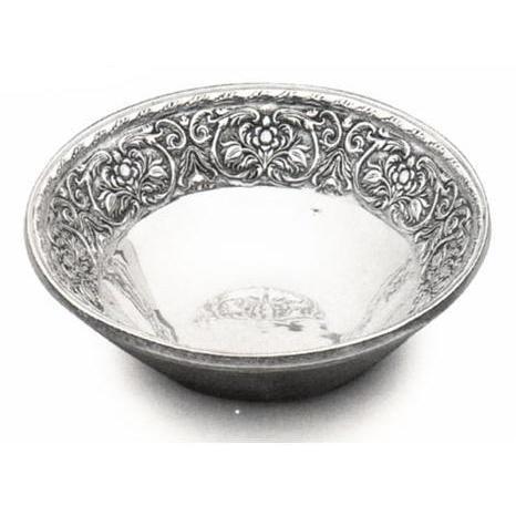 Wilton Armetale William & Mary Large Round Bowl