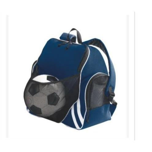 Augusta Tri-color Ball Backpack Navy/black