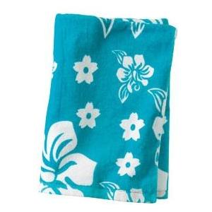 Hyp Costa Verde Beach Towel - Hawaiian Print