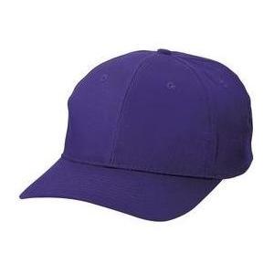 Port & Company Youth 6-Panel Twill Cap - Purple, Discount ID YCP80-389013