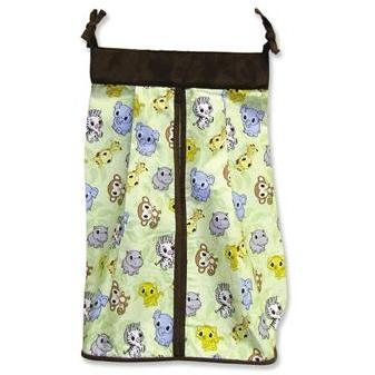 Trend Lab Diaper Stacker - Chibi Zoo