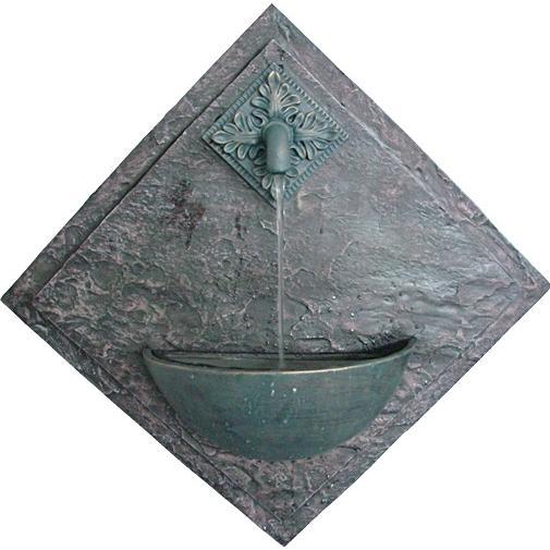 Alpine Wall Fountain - Diamond