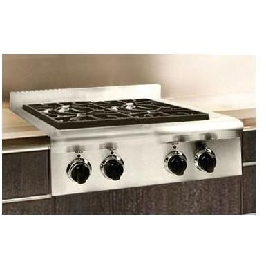 American Range ARSCT-24 Slide-In 24-Inch Natural Gas Cooktop - Stainless