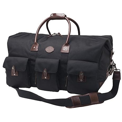 Filson Passage Expedition Large Duffle Black