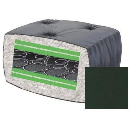 10 Inch Blazing Needles Innerspring Futon Mattress - Forest Green - DS-9651 - Forest Green