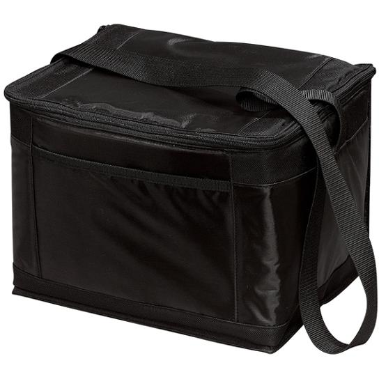 Port Authority 12-Pack Cooler - Black