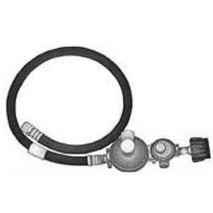 Crown Verity Propane Hose And Regulator Assembly For MCB Model Gas Grills