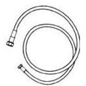 24 Inch LP Replacement Hose 1000