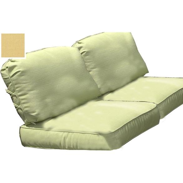 Alfresco Home Cushion Set For 22-0400 - Wheat