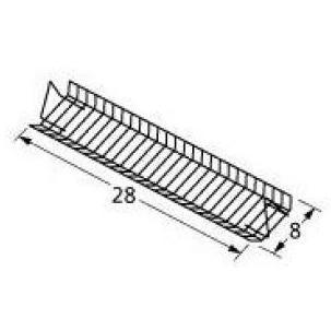 Porcelain Coated Steel Wire Cradle Warming Rack 2060, Discount ID 2060