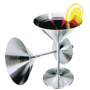Oggi Martini Goblets