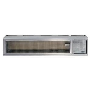 DCS Built-In Natural Gas Patio Heater Stainless Steel DRH48N