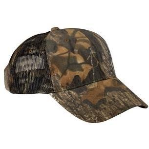 Port Authority Pro Camouflage Series Mesh Back Cap - Mossy Oak New Break-Up, Discount ID C869-388593