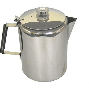 Chinook Coffee Percolator, 12 Cup 2554282