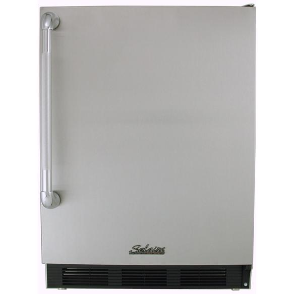 Solaire 5.5 Cu. Ft. Under-counter Compact Refrigerator - Stainless Steel - Sol-spr7-os at Sears.com