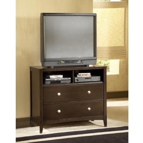 Hillsdale Tiburon Tv Chest - Espresso - 1418-790CW