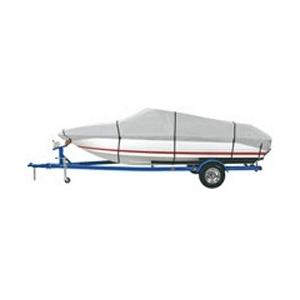 Dallas Manufacturing Co. Custom Grade Polyester Boat Cover B 14 -16 V-Hull, Tri-Hull Runabouts And Alum. Bass Boats