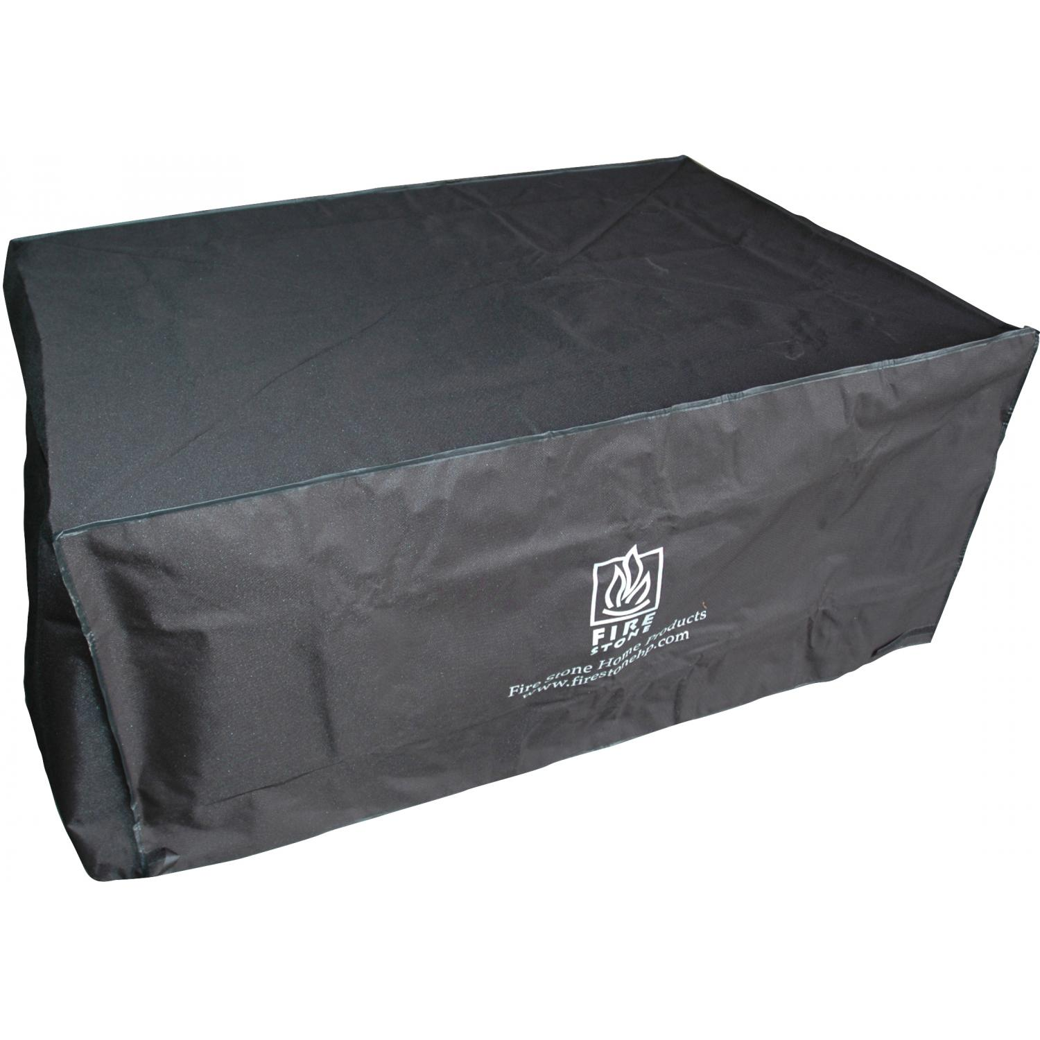 The Outdoor Greatroom Company Outdoor Greatroom Company Black Vinyl Cover For Naples, Sierra, And San Juan Fire Pits at Sears.com
