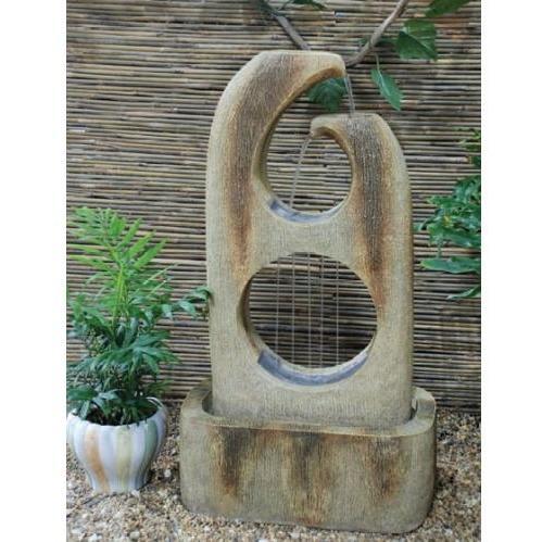 Alfresco Home Ishi Fountain (With Pump)