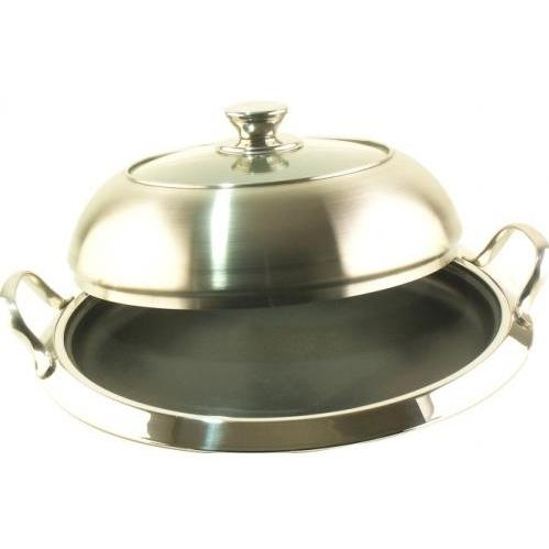 Innova 12 Inch Round Griddle With Eclipse