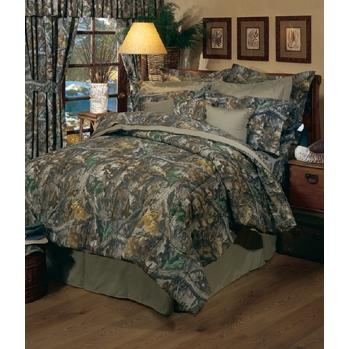 Realtree Window Curtain - Timber