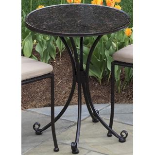 Alfresco Home Ponza 24Inch Round Bistro (Top & Base)