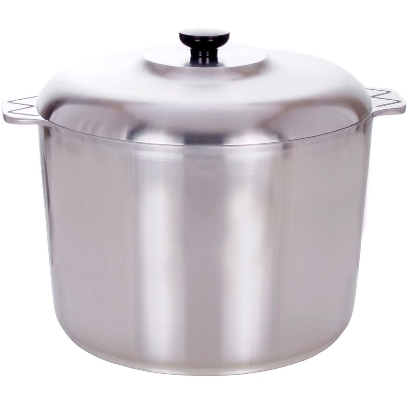 Cajun Cookware Pots 10 Quart Aluminum Stock Pot