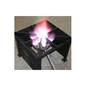 130000 BTU Natural Gas Burner and Stand