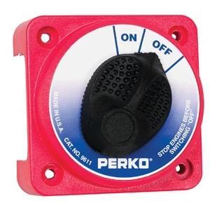 Perko 9611dp Compact Medium Duty Main Battery Disconnect Switch at Sears.com