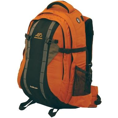 ALPS Mountaineering Solitude Day Pack Rust
