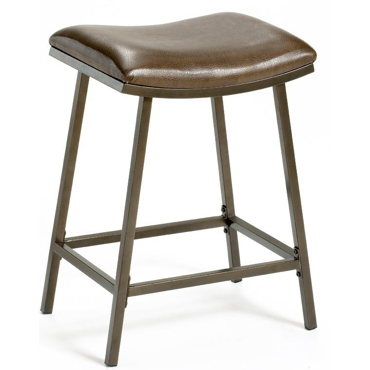Picture of Hillsdale Adjustable Saddle Stool With Nested Leg - 63725