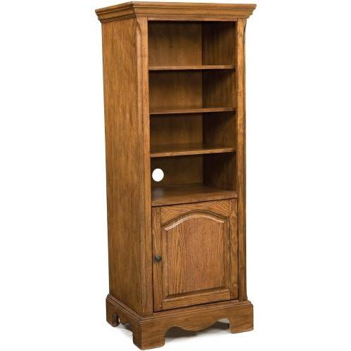 Home Styles Country Casual Pier Cabinet - Oak - 5538-13