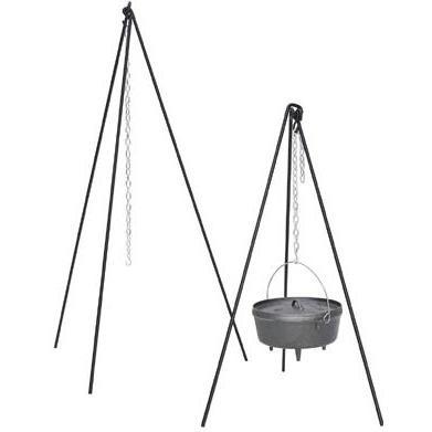 Lodge Steel Tall Boy Dutch Oven Tripod - 5TP2