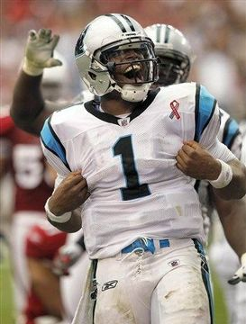 Newton23 Can Cam Newton avoid the sophomore slump?