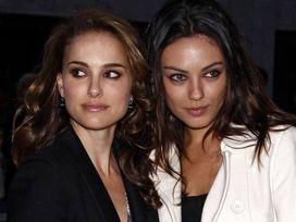 Natalie Portman and Mila Kunis