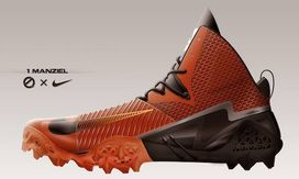 Johnny Manziel cleats