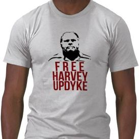 Free Harvey Updyke t-shirt