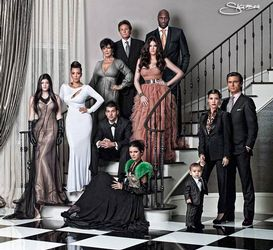 The Kardashians unveil the best Christmas card ever – National ...