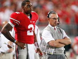 Terrelle Pryor & Jim Tressel