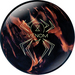Hammer Black Widow Venom Bowling Ball