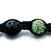 New Year Deals - SHAMBHALA BRACELET UNISEX CRYSTAL DISCO BALL FRIENDSHIP alternate image 1.