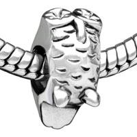 Charms Beads - ABSTRACT ANIMAL METALWORK FIT ALL BRANDS BEADS CHARMS BRACELETS alternate image 1.