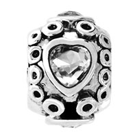 Charms Beads - ROUND SHAPED HAPPY MOUTH FIT ALL BRANDS BEADS CHARMS BRACELETS alternate image 2.