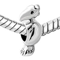 Charms Beads - EUROPEAN BEAD CHARMS WITTY PARROT EUROPEAN BEAD CHARMS FOR WOMEN alternate image 1.