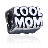 Charms Beads - MOTHER DAUGHTER COOL MOM FIT ALL BRANDS BEADS CHARMS BRACELETS alternate image 1.
