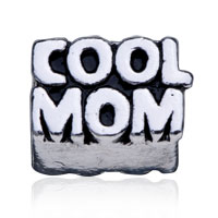 Charms Beads - MOTHER DAUGHTER COOL MOM FIT ALL BRANDS BEADS CHARMS BRACELETS alternate image 2.
