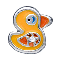Charms Beads - FUNNY DUCK FIT ALL BRANDS BEADS CHARMS BRACELETS alternate image 2.