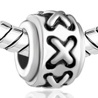 Charms Beads - CHARM CELTIC CLADDAGH IRISH CROSS BRACELET CHARM WEAVE PATTERN SYMBOL alternate image 1.