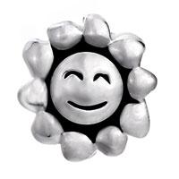 Charms Beads - SUN SMILE EUROPEAN BEAD CHARM BRACELET EUROPEAN BEAD CHARM BRACELET alternate image 2.