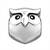 Charms Beads - BEADS CUTE HARRY POTTER FAN OWL ANIMAL CHARM FOR BRACELET BRANDS CHARM alternate image 2.